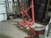 MUDBOSS DRYWALL LIFT RED
